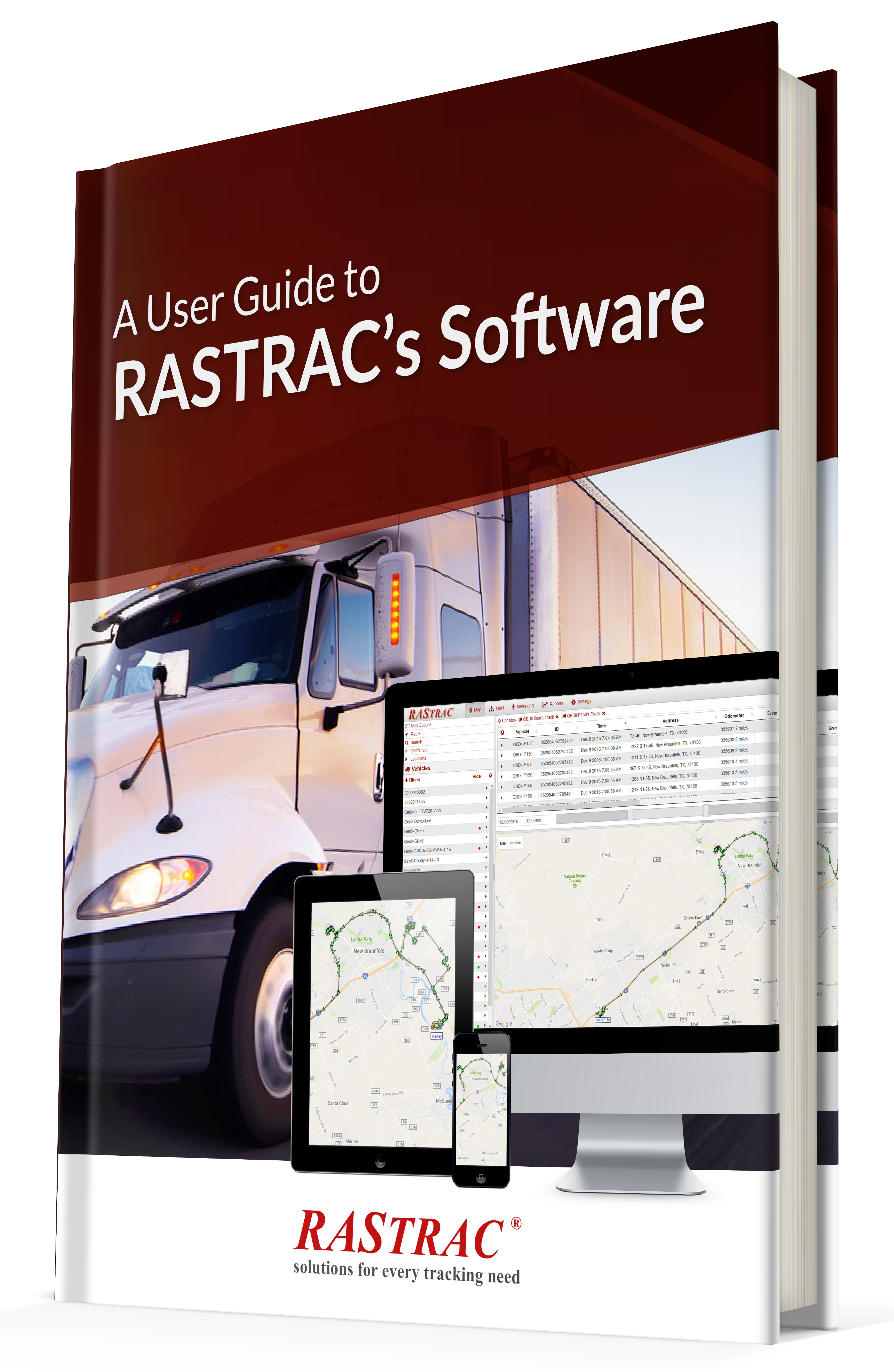 User Guide to RASTRAC Software