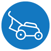 blue-circle-white-lawnmover-circle-icon