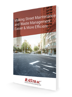 Making Street Maintenance and Waste Management Easier and More Efficient