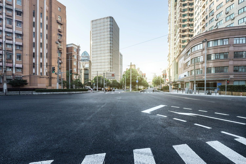 empty-clean-street