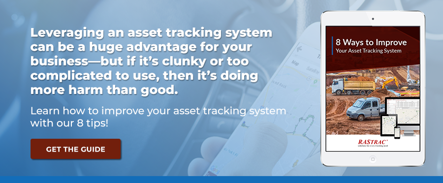 8 Ways to Improve Your Asset Tracking System